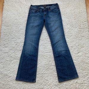 Seven7 Jeans - Seven flare leg jeans